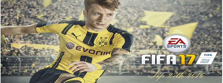 FIFA17 is coming